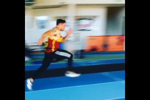 David Coleman Sprints